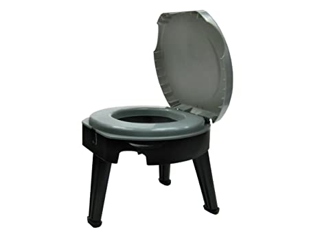 Reliance Products Fold To Go Collapsible Portable Toilet