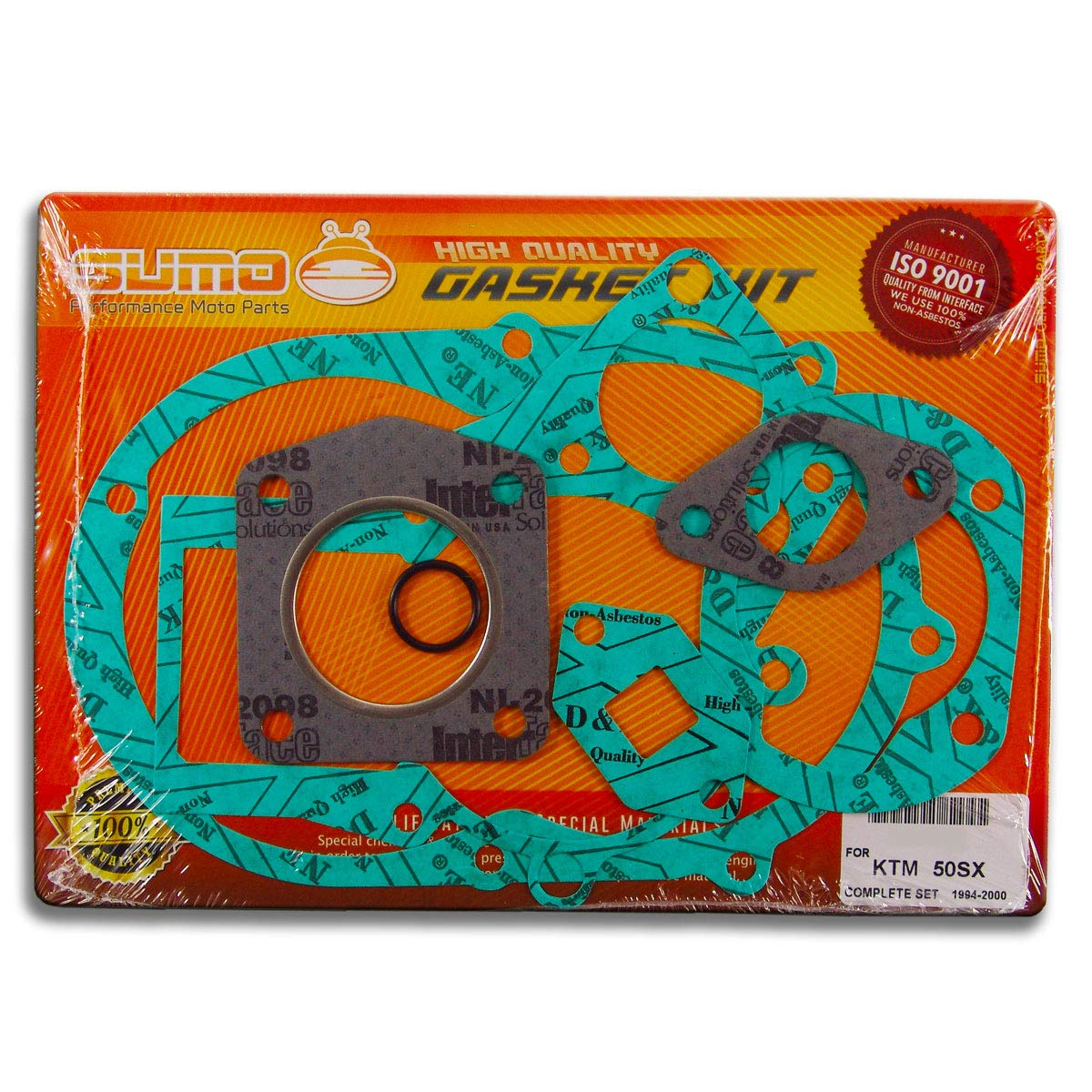 1994-2000 Sumo Complete Engine Gasket Kit Set for KTM 50 SX 50 SXR 50 Pro Junior Adventure Senior