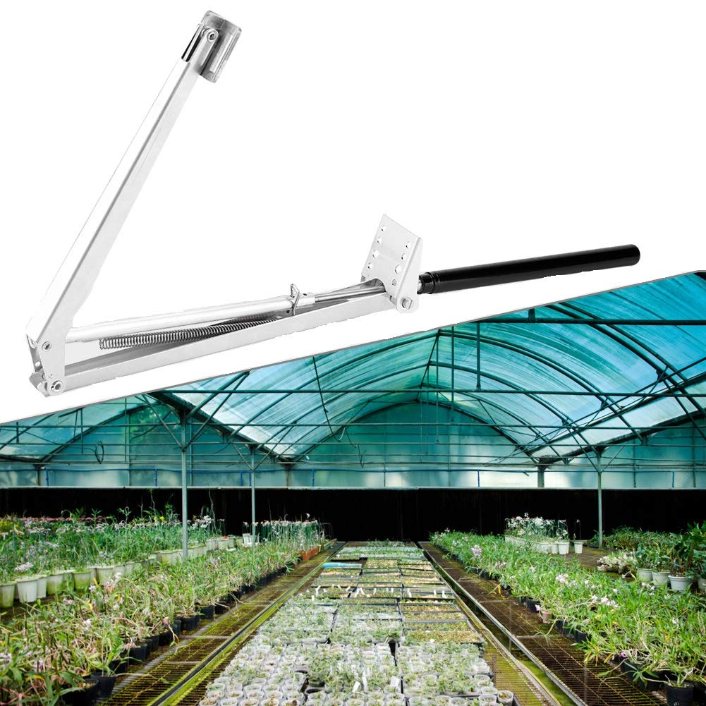 Greenhouse Window Automatic Vent Opener, Carbon Steel Solar Heat Autovent Sensitive Greenhouses Window Roof Opener by Aisheny (Image #1)