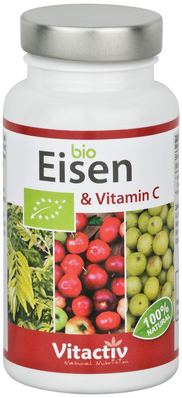EISEN & VITAMIN C - BIO - Das, wie wir meinen, beste 100% natürliche ...