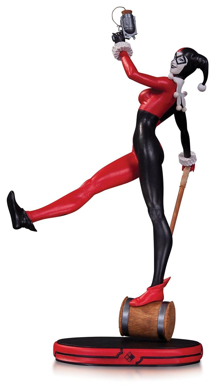 DC COMICS Harley Quinn Cover Girls Statue