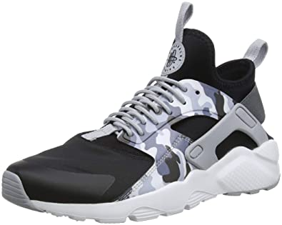 Nike Herren Air Huarache Run Ultra Print (Gs) Sneakers