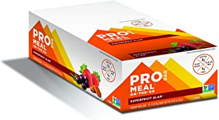 product image for PROBAR - Meal Bar, Superfruit Slam, Non-GMO, Gluten-Free, Healthy, Plant-Based Whole Food Ingredients, Natural Energy (12 Count)