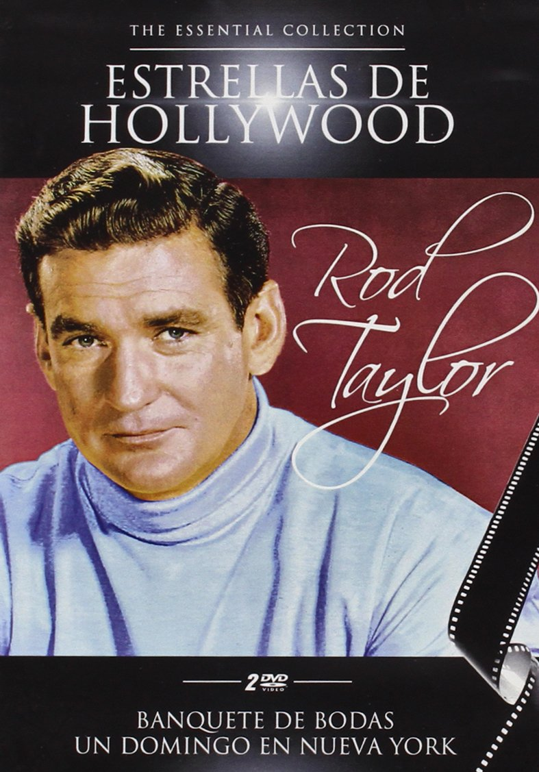 Colección Estrellas de Hollywood Rod Taylor [DVD]