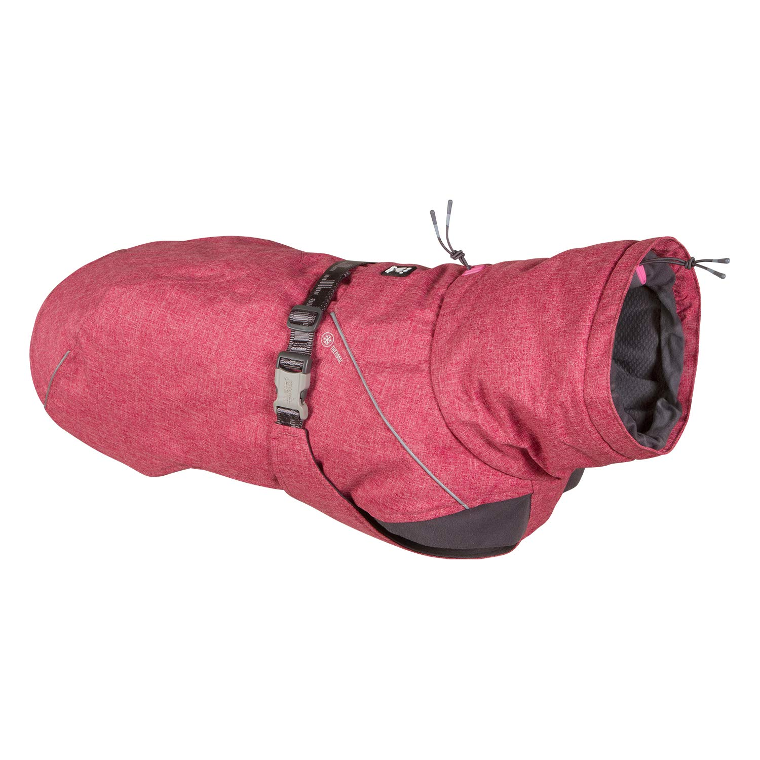Hurtta - Expedition Parka, Waterproof, Windproof, Insulated Winter Dog Coat