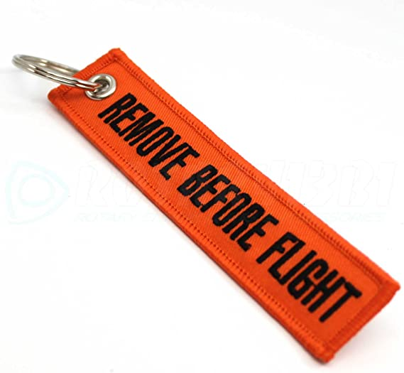 Apex Imports Pull to Eject Key Chain 5.25 x 1 Motorcycle ATV Car Truck Keychain