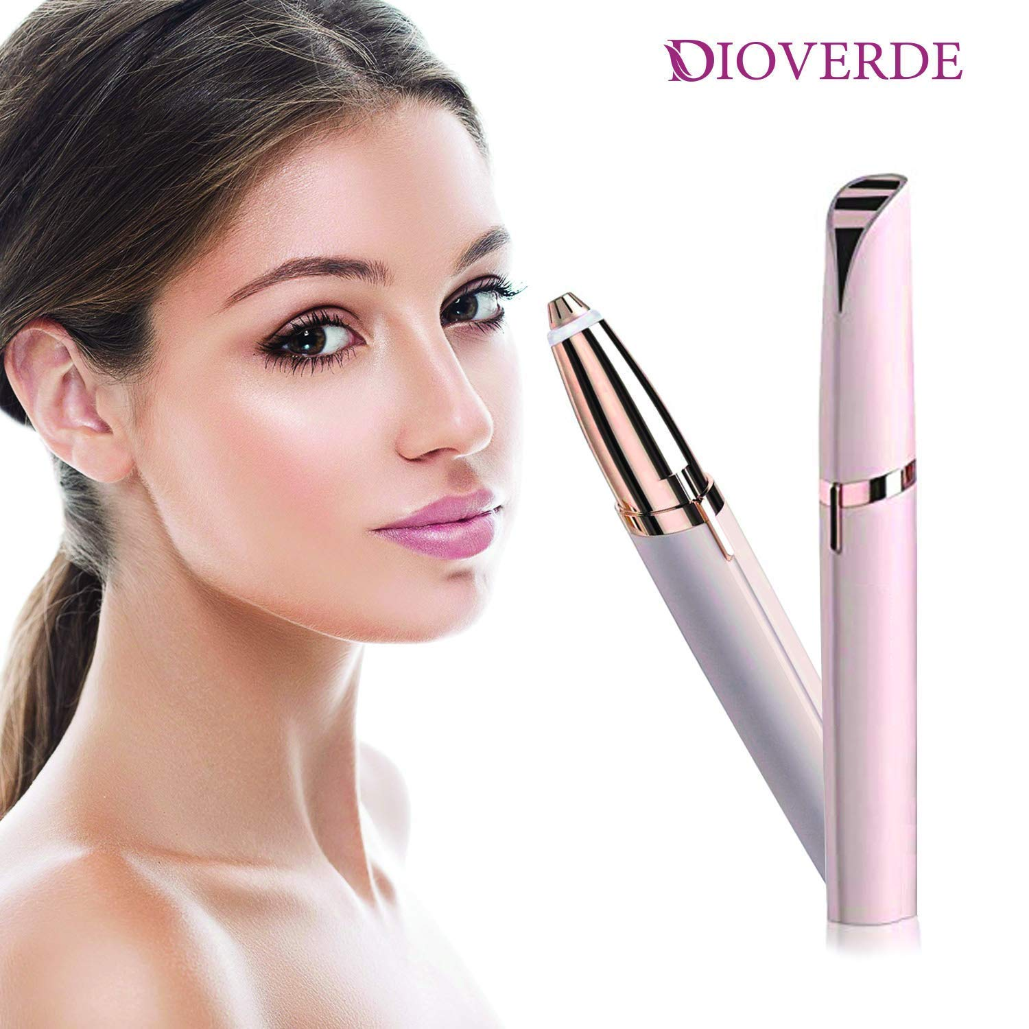Electric Eyebrow Hair Remover, No Pain Electric Eyebrow Remover, As Seen on TV Eyebrow Remover, the Best Electric Eyebrow Hair Remover in 2018