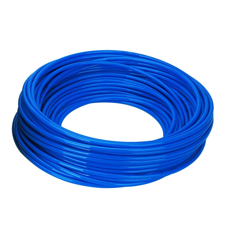 4,5M 4mmx6mm Bleu Polyuréthane Pneumatique Pu Tube D/'Air Tuyau