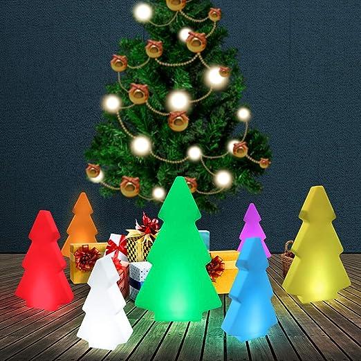 GYLNAI Lámparas de pie, 1 Pieza árbol de luz LED Recargable ...