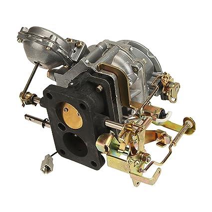 amazon com alavente carburetor for toyota land cruiser 1969 1987 2f rh amazon com