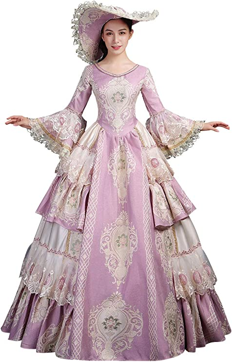 Tablecloth Rococo Baroque Marie Antoinette Moire Romantic Toile Cotton Sateen