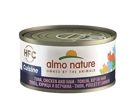 Almo nature HFC Gato Natural, Pack de 24