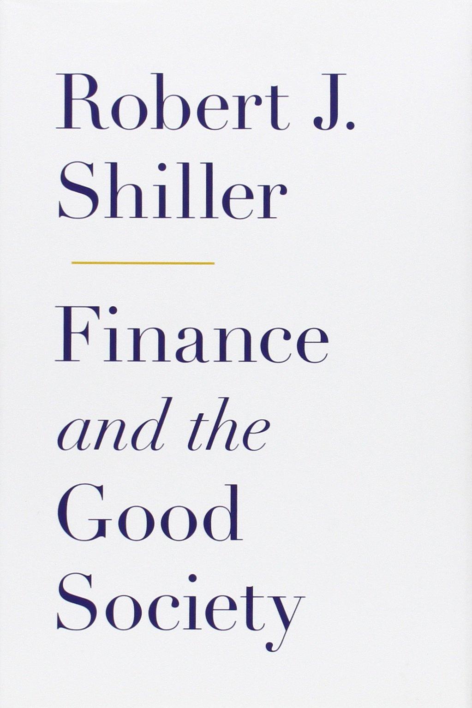 Finance and the Good Society pdf epub