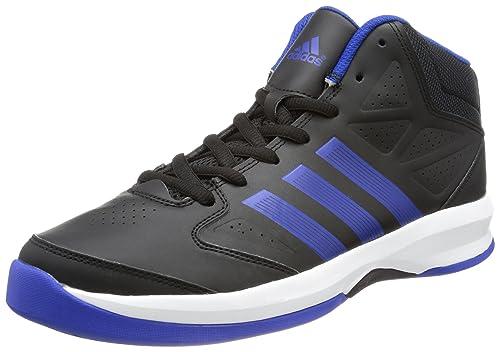 adidas Performance Isolation Zapatos de baloncesto de hombre cuero hombre de f1d99c
