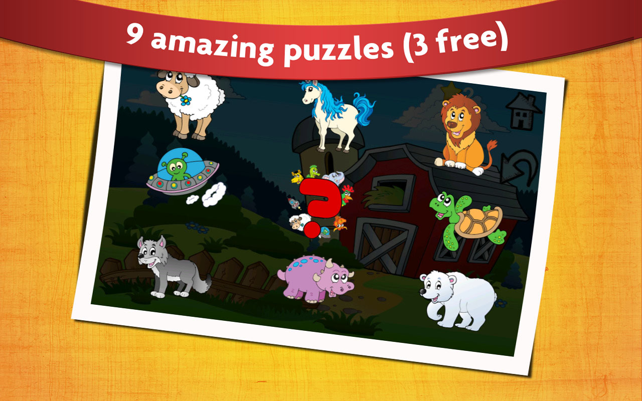 Amazon.com: Puzzle Games for Kids - Fun and Educational HD ...