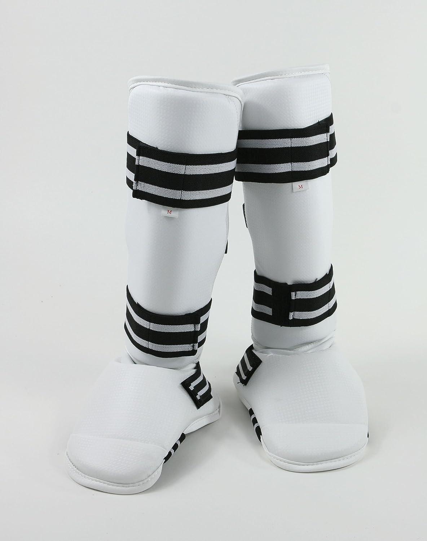 本物保証!  Martial Arts Shin Martial & Instep Shin Guard X-Large ホワイト ホワイト B00RF3XWVE, 豊中町:174c5844 --- a0267596.xsph.ru