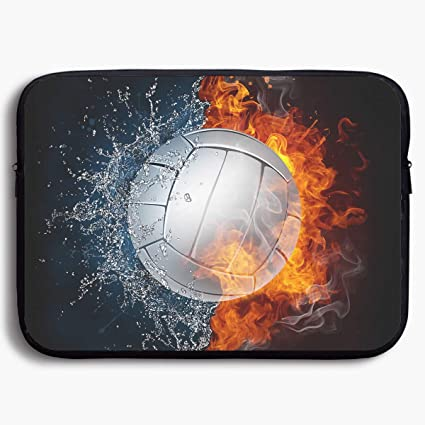 Amazon com: Fashion Computer Liner Sleeve Case Cool Ice Fire