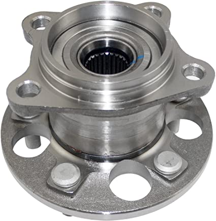 One Bearing Included with Two Years Warranty 2010 fits Lexus RX350 Rear Wheel Bearing and Hub Assembly Note: AWD