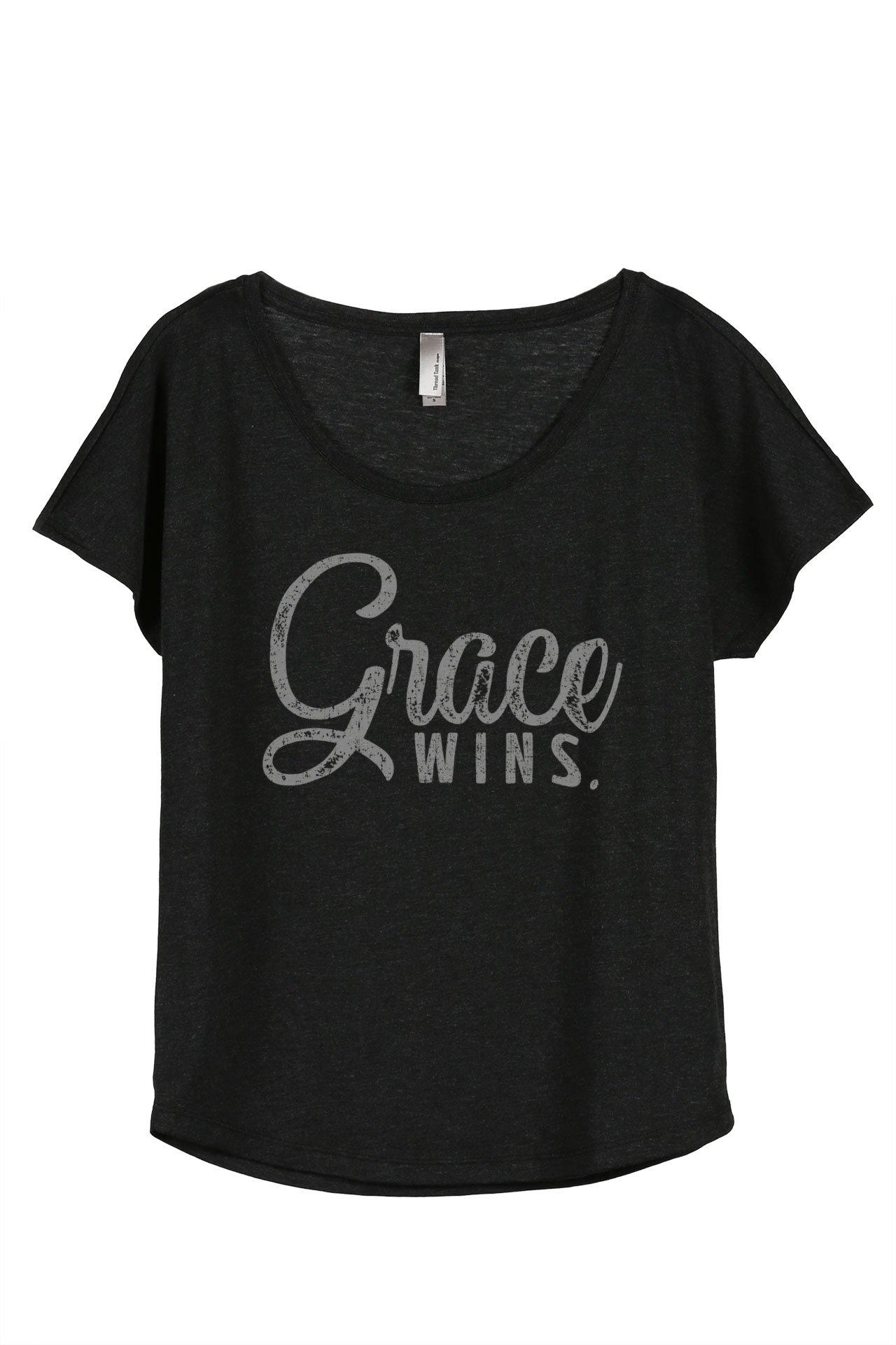 Grace Wins Fashion Slouchy Dolman 2275 Shirts