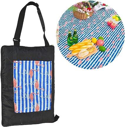 60x 79 Stranddecke wasserdichte Schnelles Trocknen Picknick Matte f/ür den Strand Outdoor Camping Piknicke und Wanderungen Zorin Picknickdecke 150 x 200 cm