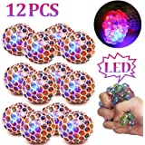 Amazon Com Flashing Spiky Ball Color May Vary Toys Amp Games
