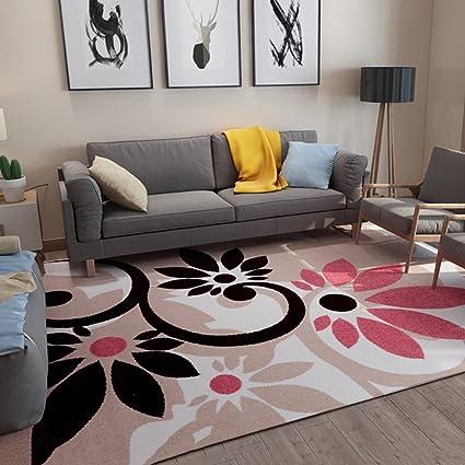 Amazon.com: @Carpet Rectangular Rug, Living Room Sofa Rug ...
