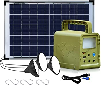 ECO-Worthy 84W Solar Generator