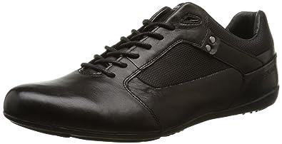Redskins Breb, Sneakers Basses Homme, Noir (Noir 02), 41 EU