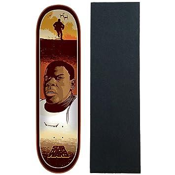 no sale tax huge inventory crazy price STAR WARS Santa Cruz Skateboard Deck FINN 8.26