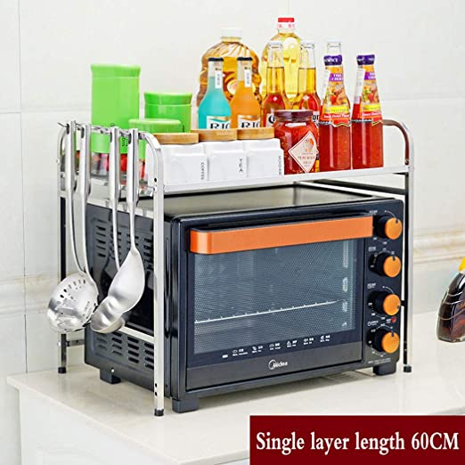 Estante de cocina multifunción, microondas Estantes de horno ...