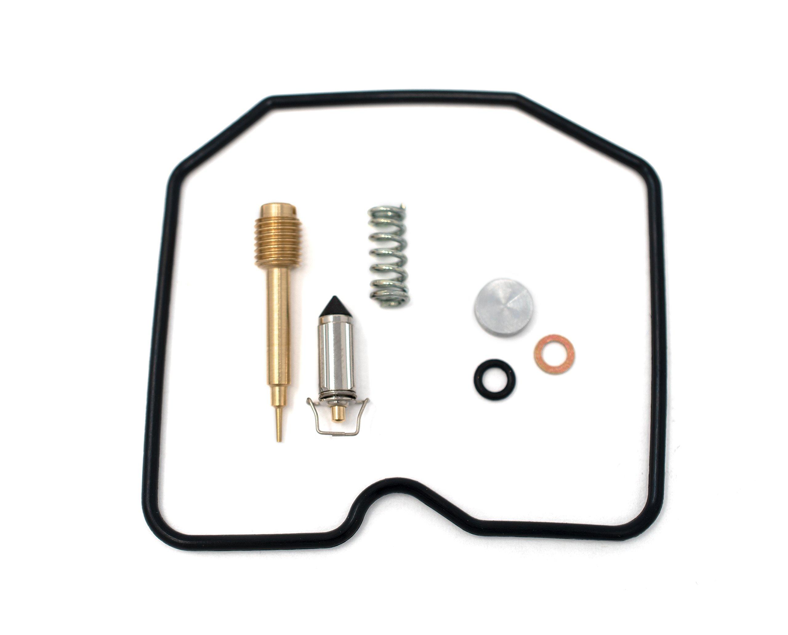 DP 0101-125 Carburetor Rebuild Repair Parts Kit Fits Kawasaki