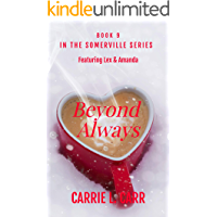 Beyond Always: Book Nine in the Somerville Series (Featuring Lex & Amanda) book cover
