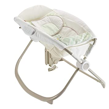 d17665b10ed Image Unavailable. Image not available for. Color  Fisher-Price Deluxe Auto  Rock  n Play Sleeper with SmartConnect