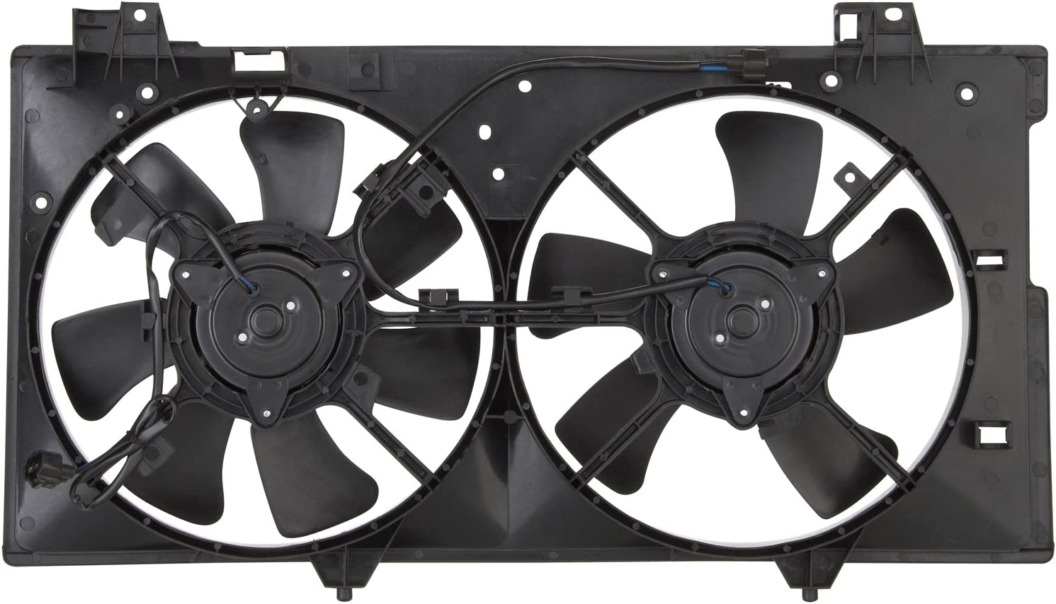 Spectra Premium CF21004 Dual Radiator Fan Assembly