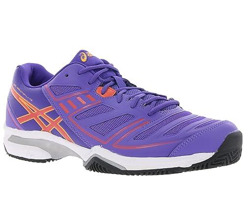 80158de434 Asics Schuhe Laufschuhe Gel-Solution Lyte 2 Clay Sportschuhe Violett,  Größenauswahl:39.5