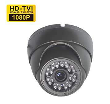 Skyview 1080P 2.0 MP tvi/CVI/AHD/CVBS Vigilancia Seguridad Cámara 3,