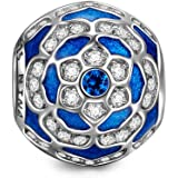 NinaQueen - Camelia - Charms Bead da donna argento sterling 925