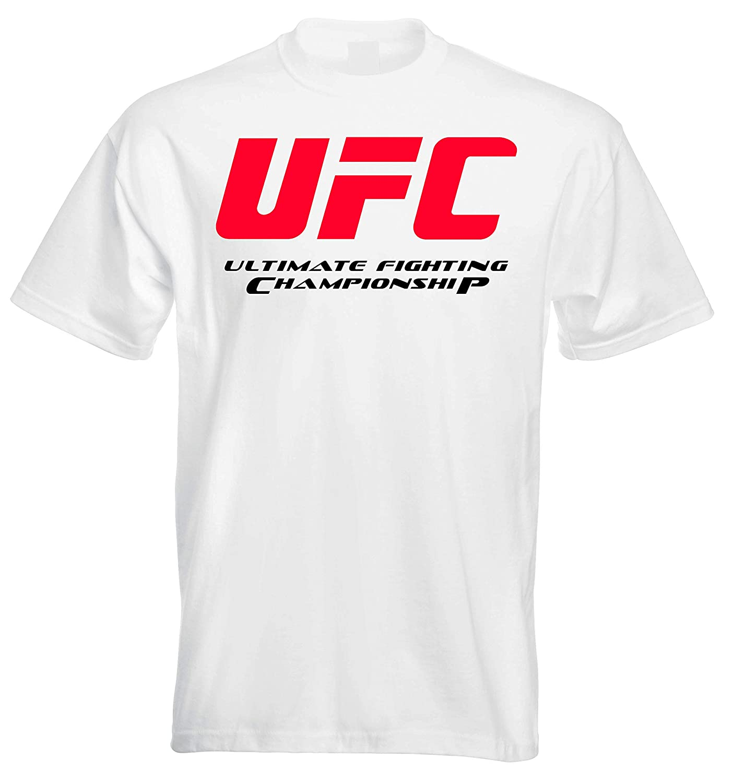 Logo of the Ultimate Fighting Championship UFC Men Women Unisex T-shirt 2904