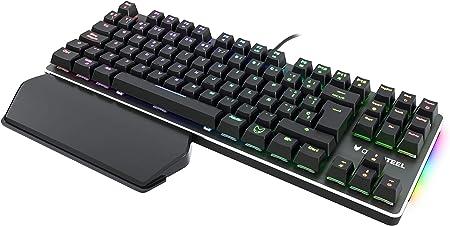 Oversteel Titanium Tkl Mechanical Gaming Keyboard Rgb Computers Accessories