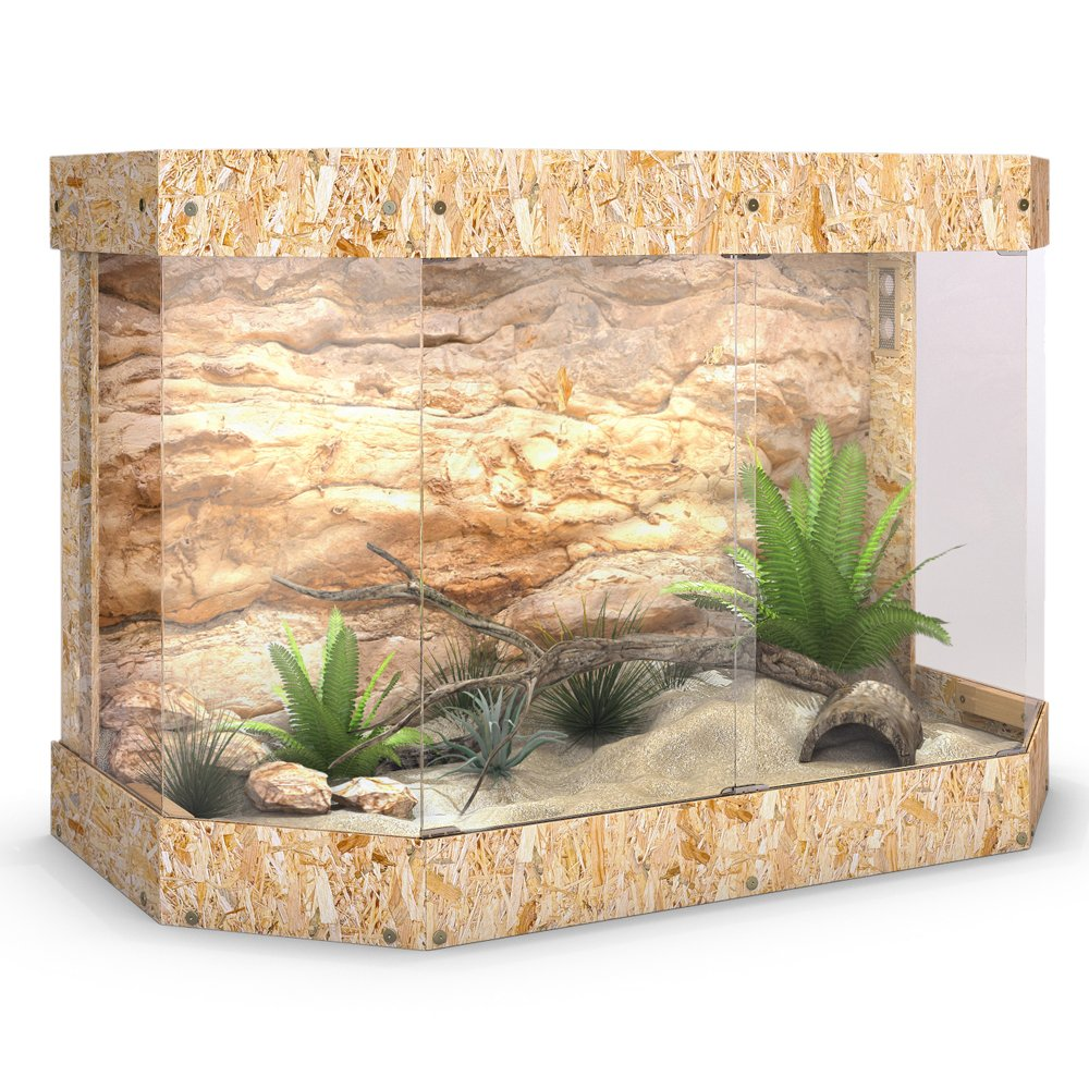 terrarium holzterrarium holz panorama reptil schildkr te glas schiebet r 120x80x60cm g nstig kaufen. Black Bedroom Furniture Sets. Home Design Ideas