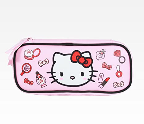 63329feda Image Unavailable. Image not available for. Color: Hello Kitty Pencil Case:  Cosmetics