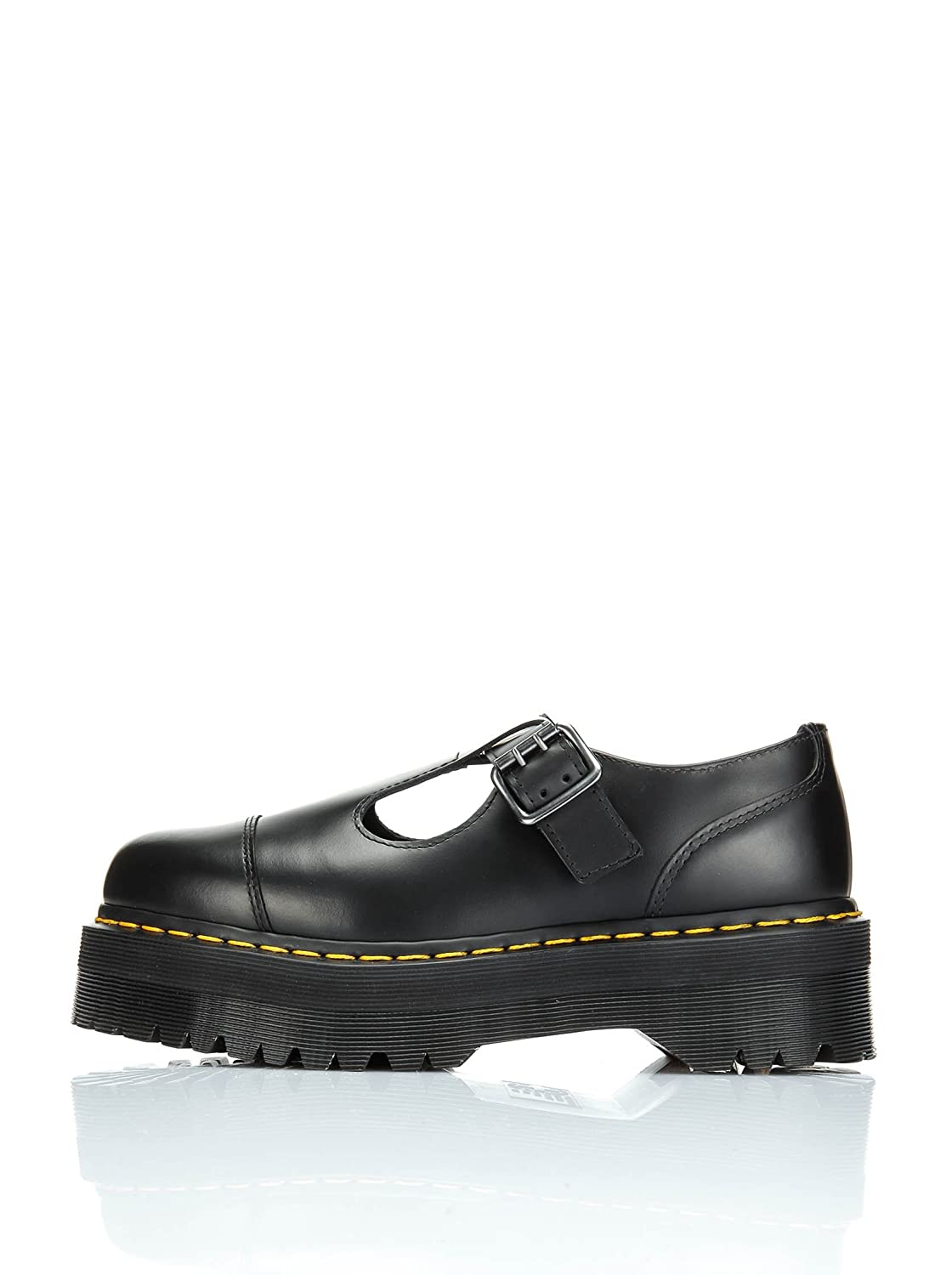 f43e0e73886 Dr. Martens Women T-Bar Bethan Mary Jane Black US 8.5 EU 40 UK 6.5   Amazon.ca  Shoes   Handbags