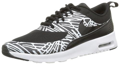 quality design 67e9a ce5d2 Nike Wmns Air MAX Thea Print, Zapatillas de Deporte para Mujer: Amazon.es:  Zapatos y complementos