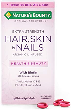 Nature's Bounty Optimal Solutions Extra Strength, 150 Count
