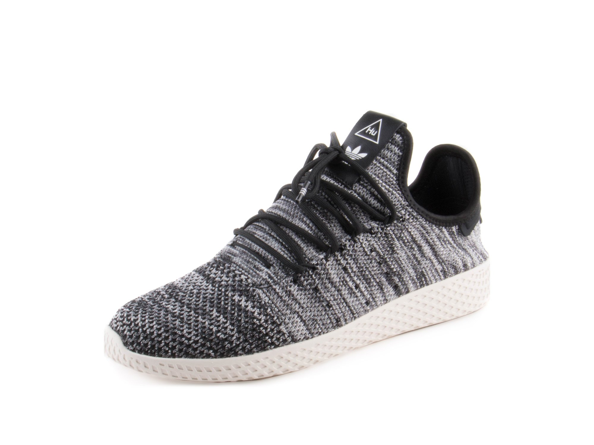 538d6ac45 Galleon - Adidas Mens PW Tennis HU PK Oreo Black White Woven Size 7.5