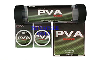 NGT TM PVA - Juego de bolsas, malla, hilo y cinta ...