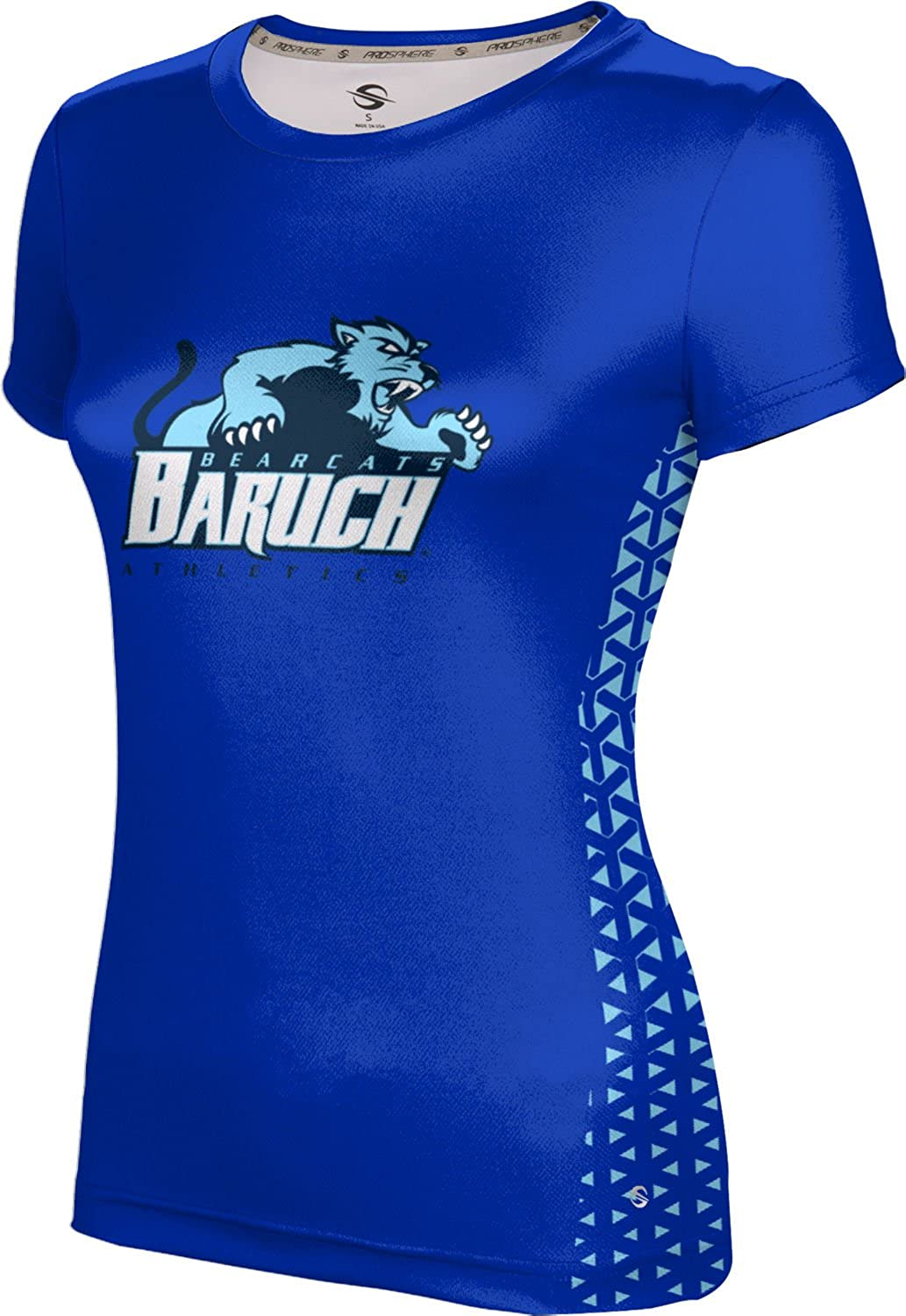 ProSphere Women's Baruch College Geometric Tech Tee