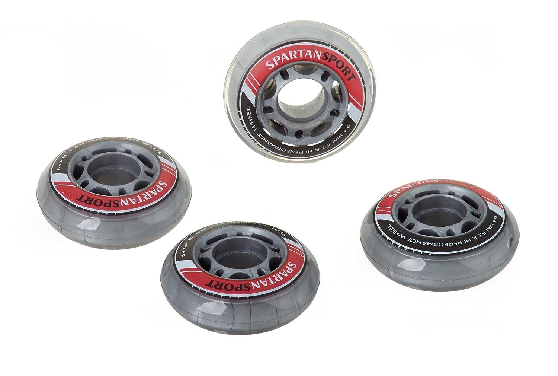4 x Inliner Rolle 64mm 29202 Spartan