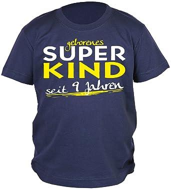 Tini Shirts 9 Geburtstag Sprüche T Shirt Kindergeburtstag Junge