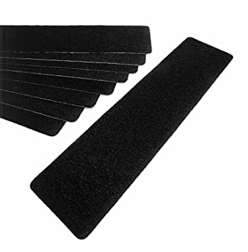 non slip stair treads for wood outdoor anti clear carpet black safety tape package